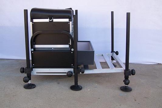 BX Ládakeret BX-5 modullal és mélyfiókos modullal