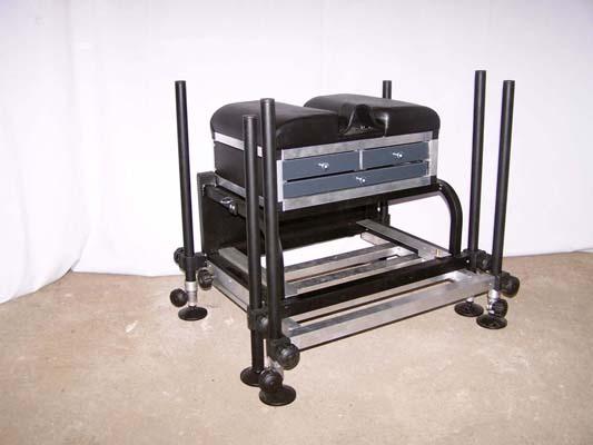 Maxi ládakeret BX-3 modullal