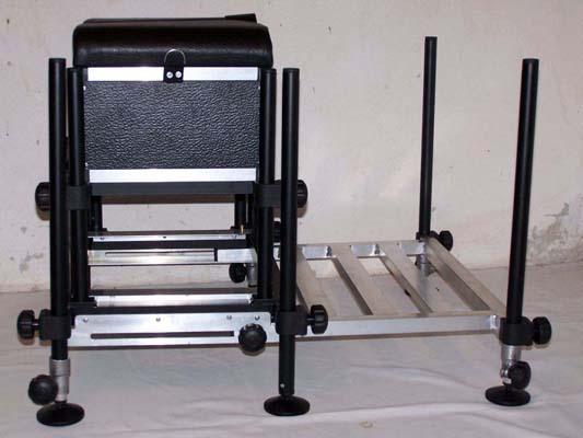 Állíthatós ládakeret BX-4 modullal